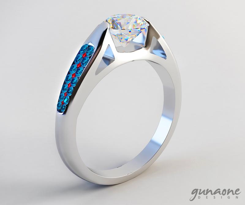3D design jewelry 5 by gunaone on DeviantArt