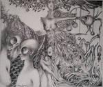 The garden of delights by Podestina