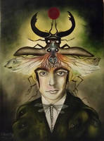 Dreaming Kafka 2 by Podestina