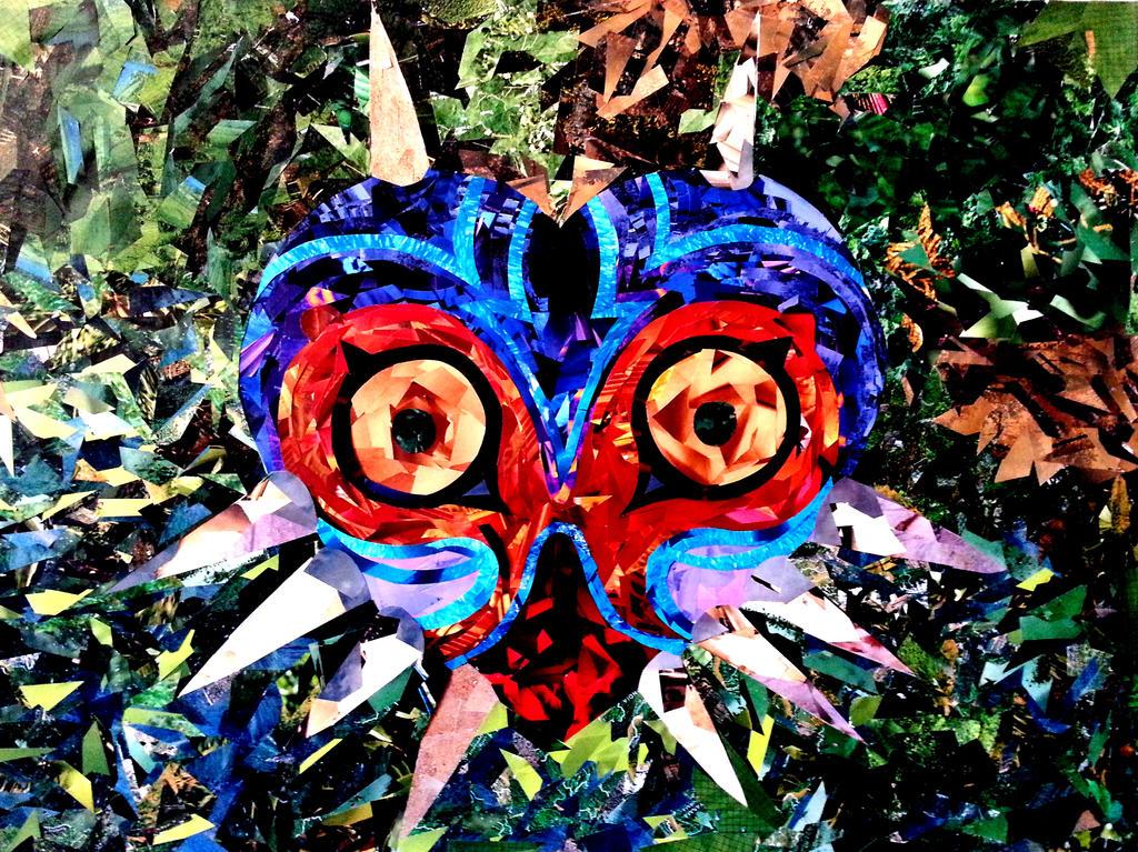 Majora's Mask by KrystalDawnCreates