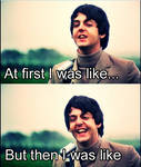 Paul McCartney- Meme by Evrylynn