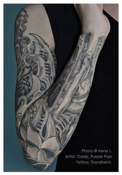 Sleeve. Done.