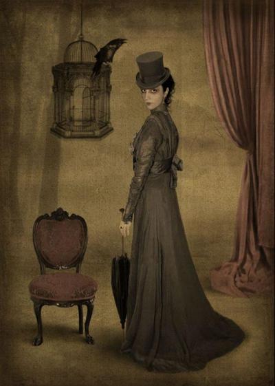 Madame de Sade by IreneLangholm