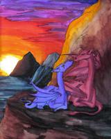 Dragon Love Score by Mathas