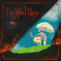 The Wind Rises fanart by yohansongart