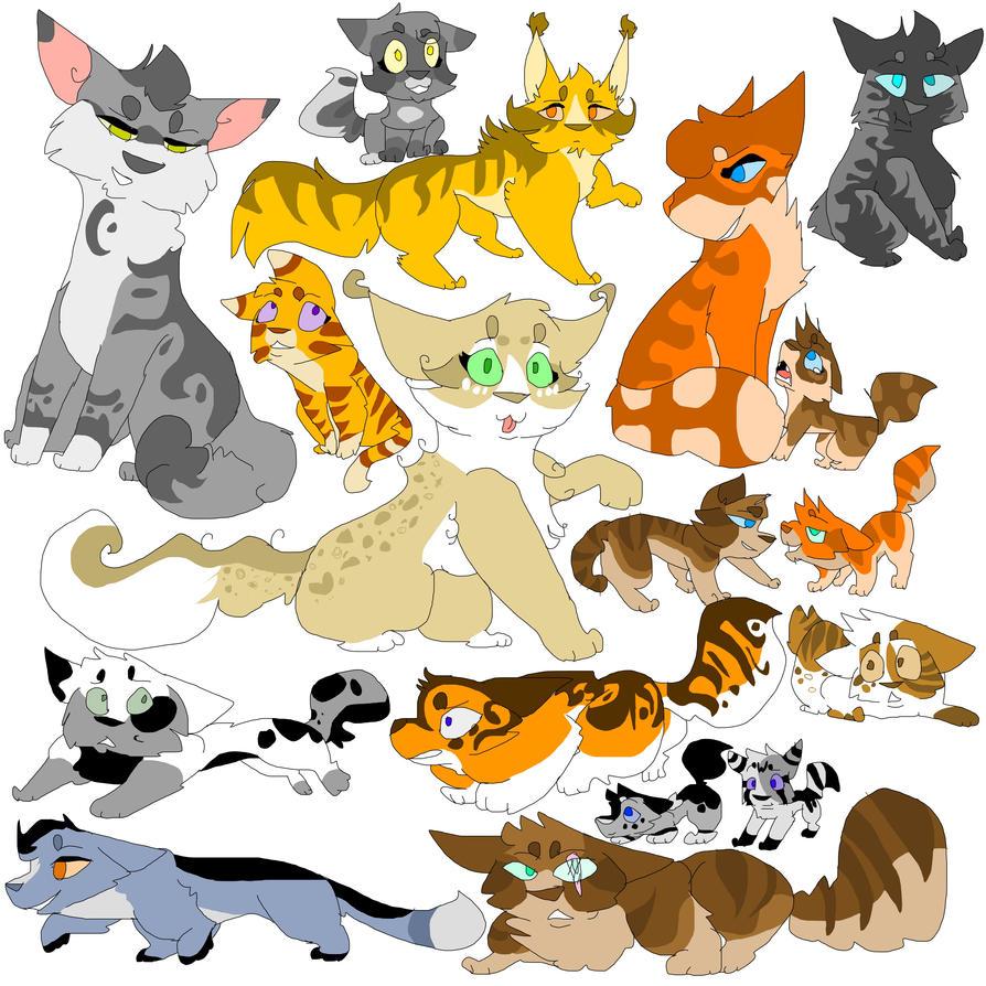 I Can T Decide Warrior Cats