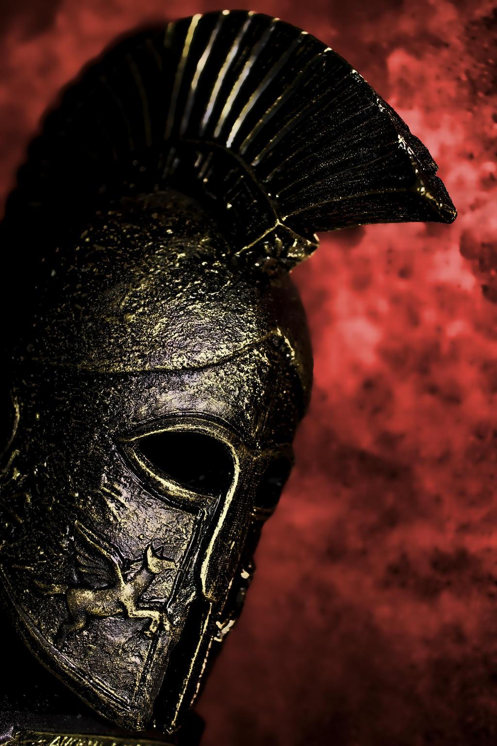 SPARTAN helmet by OPrwtos on DeviantArt