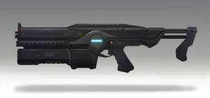 Corp Assault Rifle