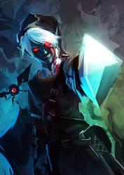 Dark Link by tantaku