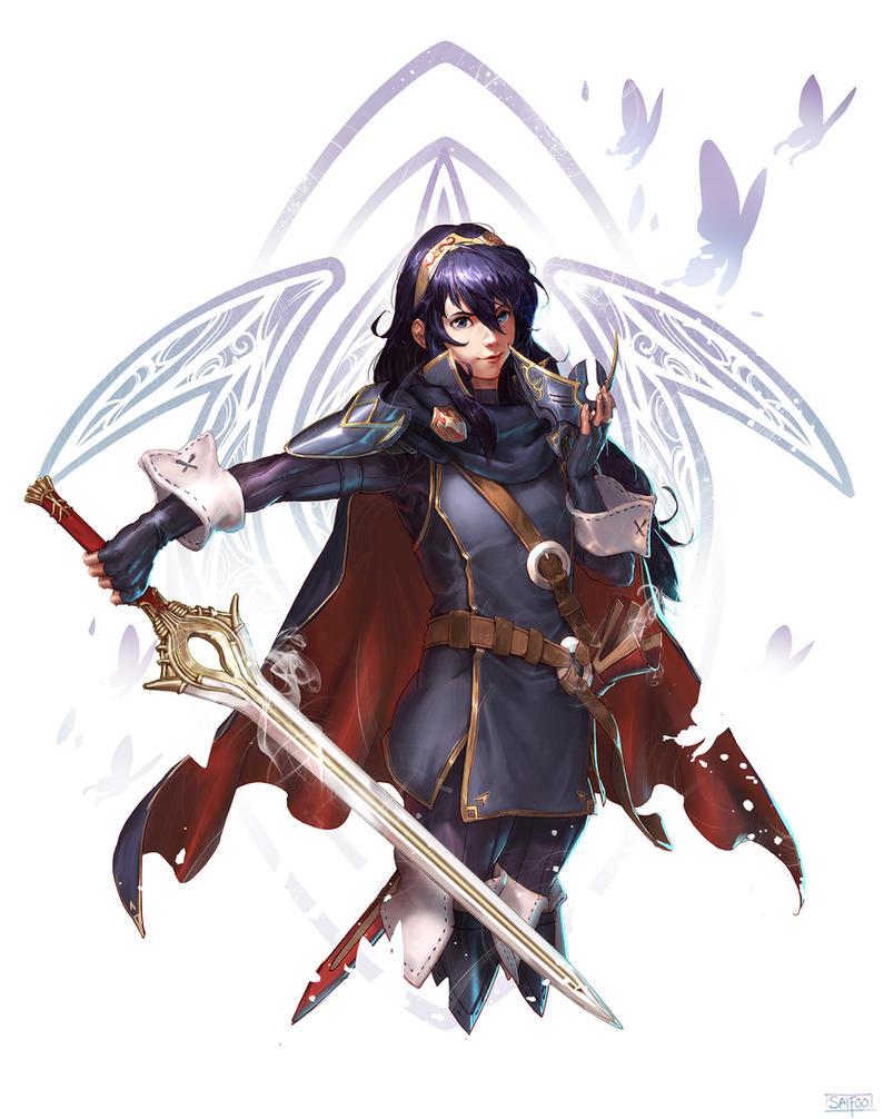 Fire Emblem- Lucina by tantaku