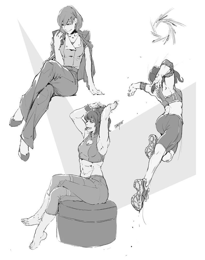 Sketch #26 by tantaku