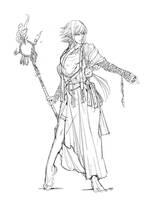 Sketch #9 by tantaku