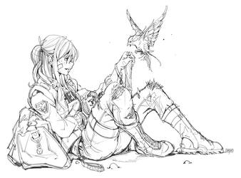 Sketch#11 by tantaku