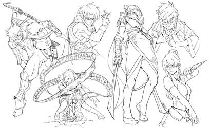 Sketch #13 by tantaku