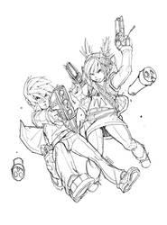 Sketch#14 by tantaku