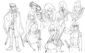 Sketch #17 by tantaku