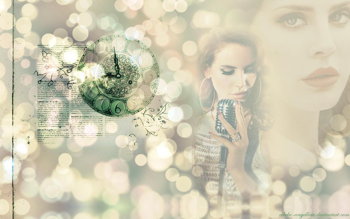 Lana Del Rey by Vibeke-Angellore