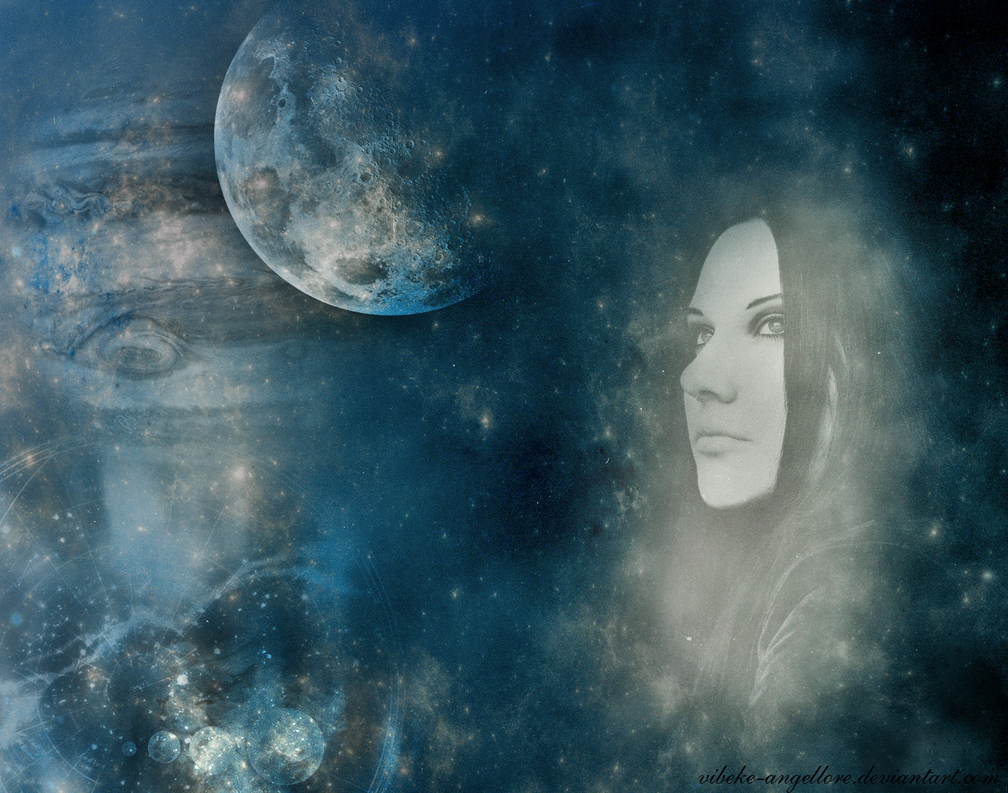 Heike Langhans by Vibeke-Angellore