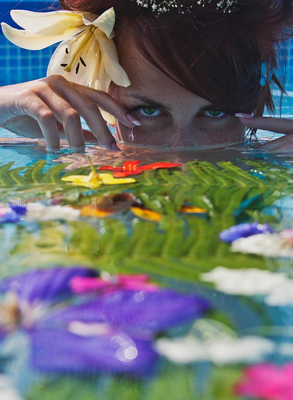 Tropics Maya by EleGold