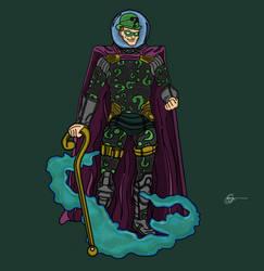 ENIGMA - Mysterio and The Riddler AMALGAM
