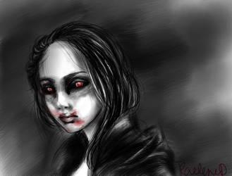 Madame Vampir by pockyoctupus