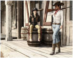 Taiduo goes Wildwest