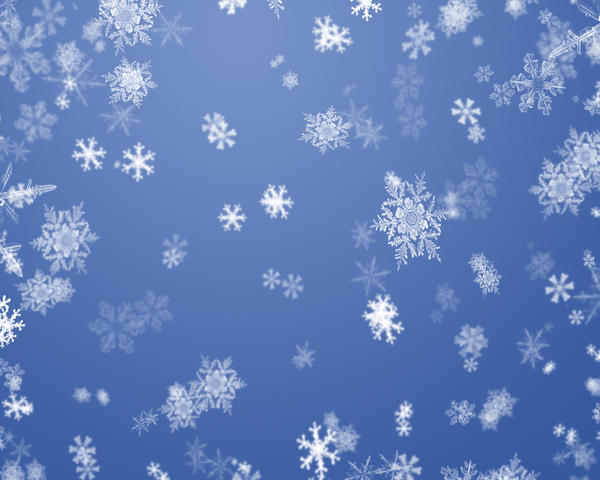 My Snowy Wallpaper By Lilli Blue