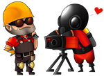 Engie and Pyro