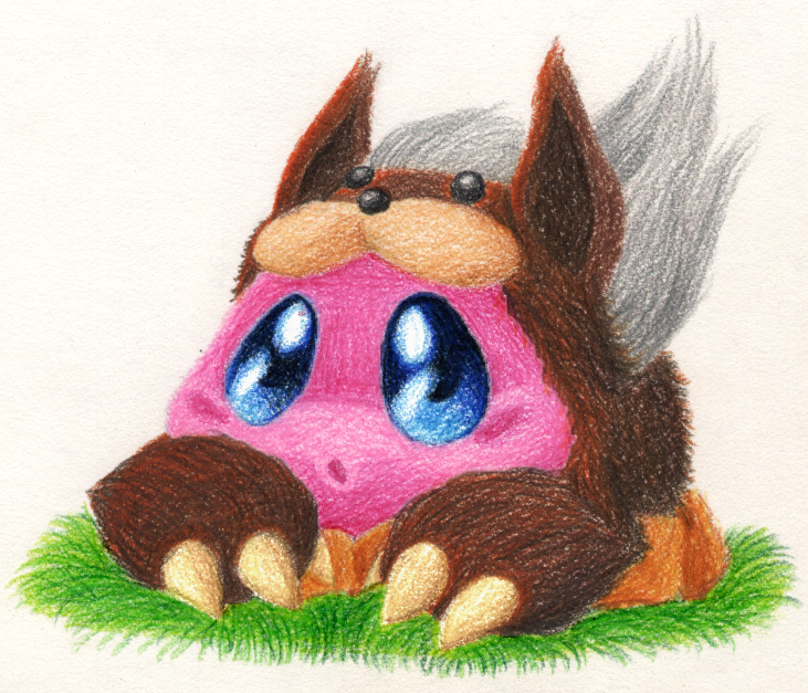 Animal Kirby by SillyEwe on DeviantArt