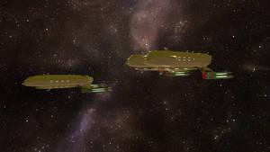 Lyran Frigate FF and Destroyer DD