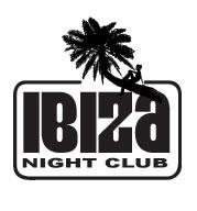 Ibiza club logo