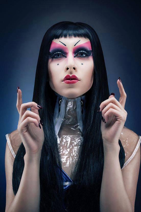 Neo Geisha by LovinaYavari