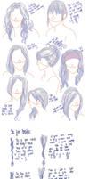 Hair and Braid Tutorial