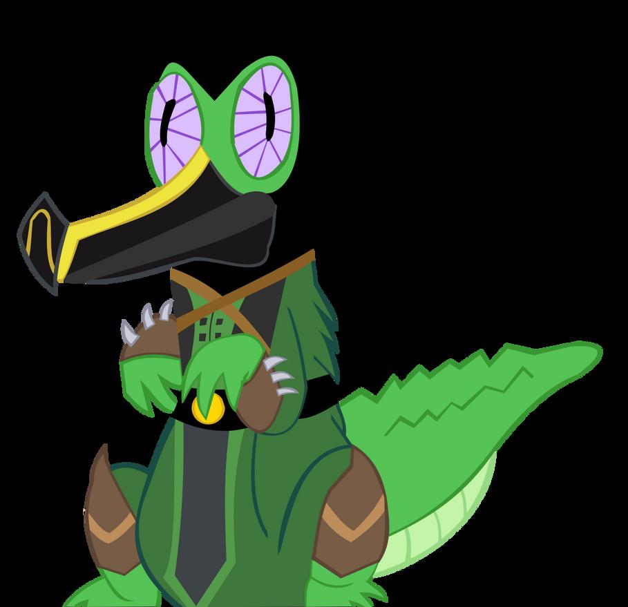 Tricky Lizard by JewelsFriend