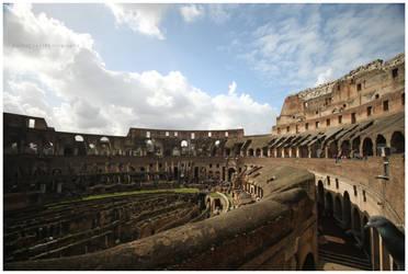 Colosseum by Beeeeecky