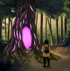 The Portal by MalbonDesigns