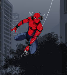 Spider-Man by MalbonDesigns