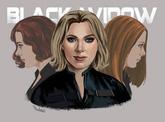 Black Widow by MalbonDesigns