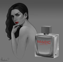 'Magic' Scarlet Witch