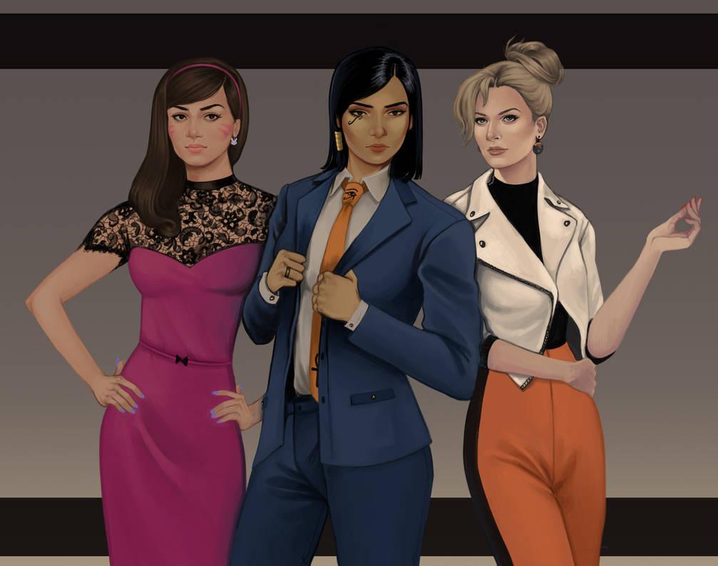 Team players by MalbonDesigns