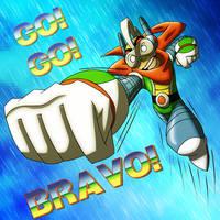 GO! GO! BRAVO! by ZMAnonymous