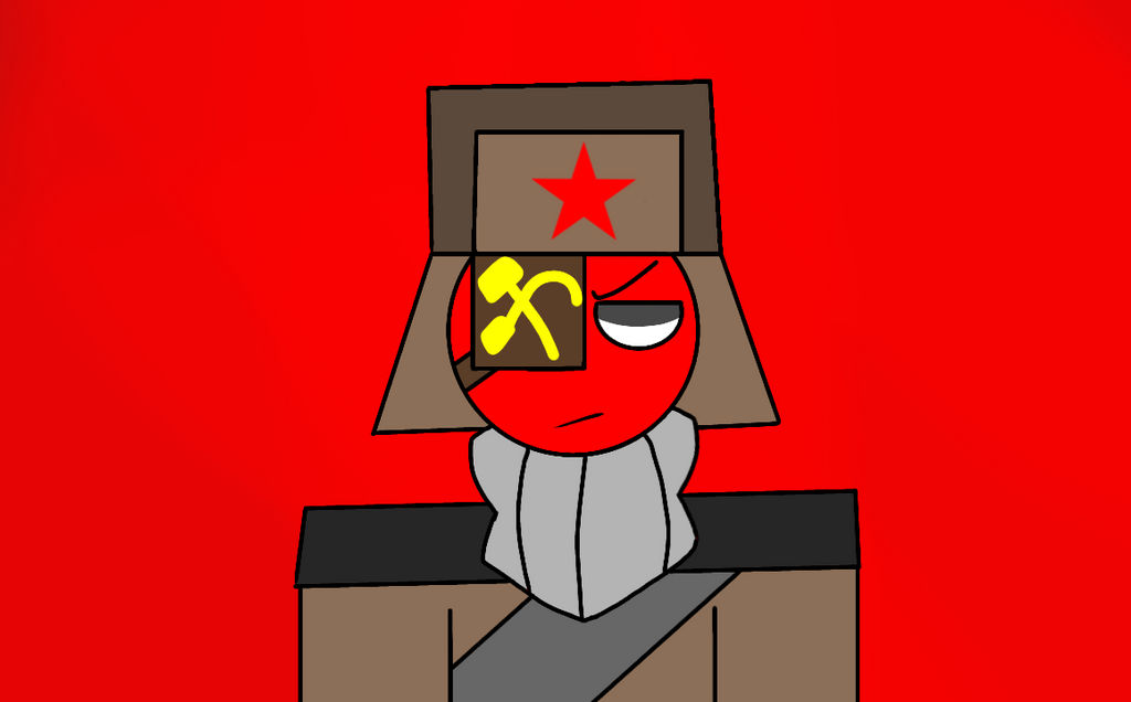 soviet union ( countryhuman ) by trioart412 on DeviantArt