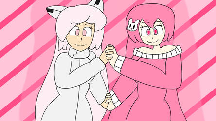 Two little cute crossover x3