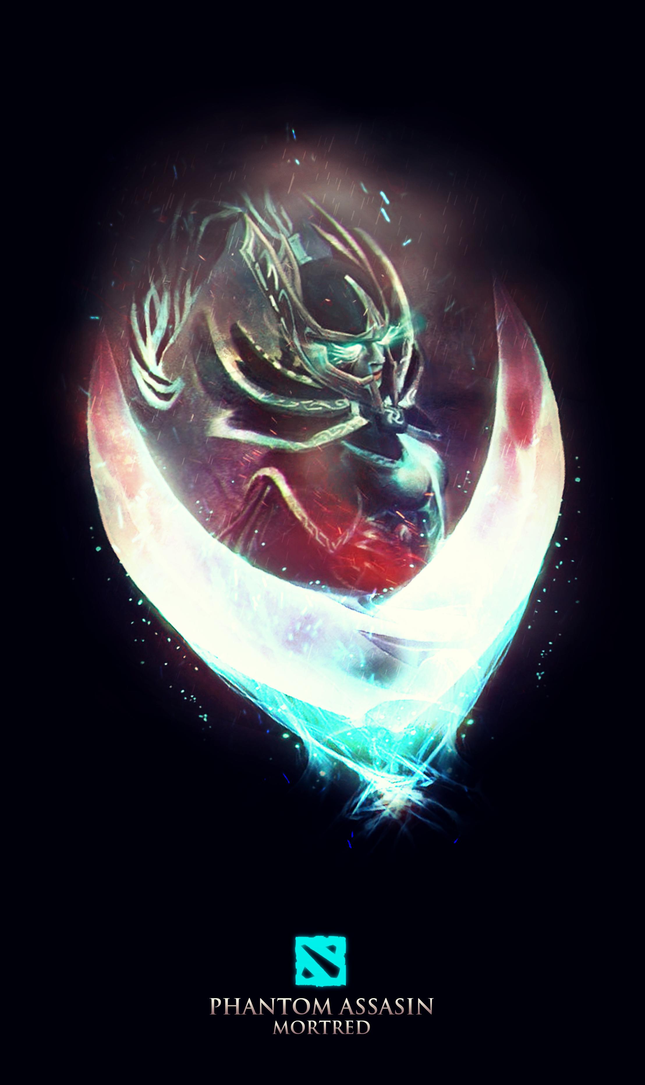 phantom assassin by sarasvatix on deviantart