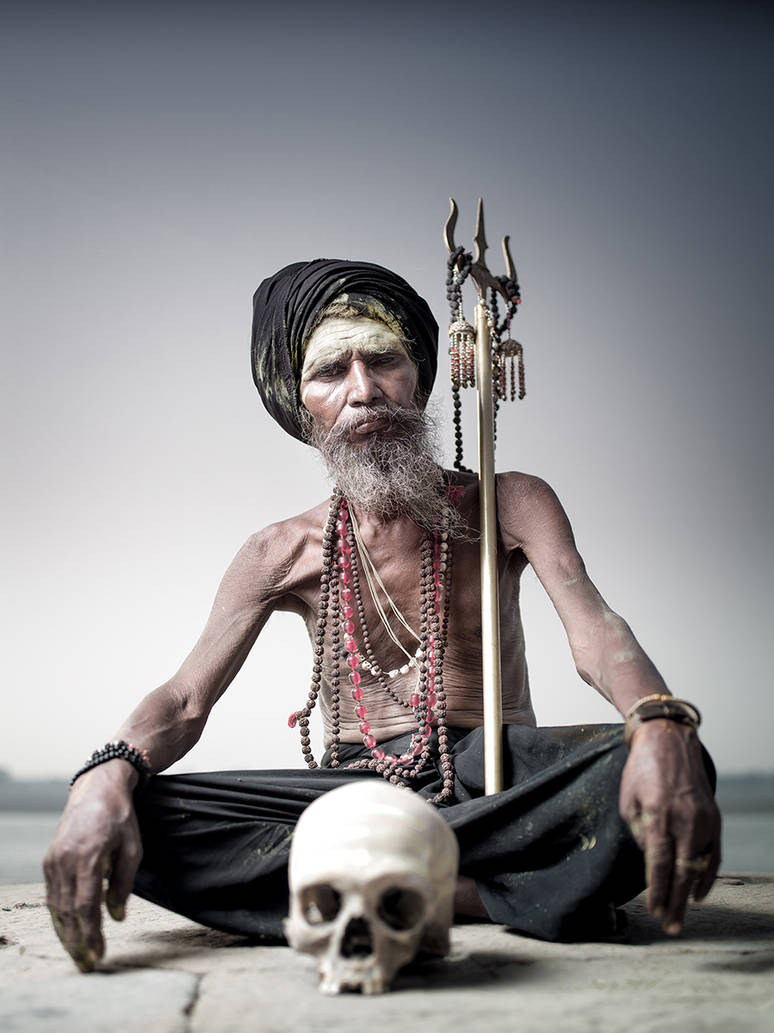 Aghori Sadhus In Varanasi Gastronomia Y Viajes