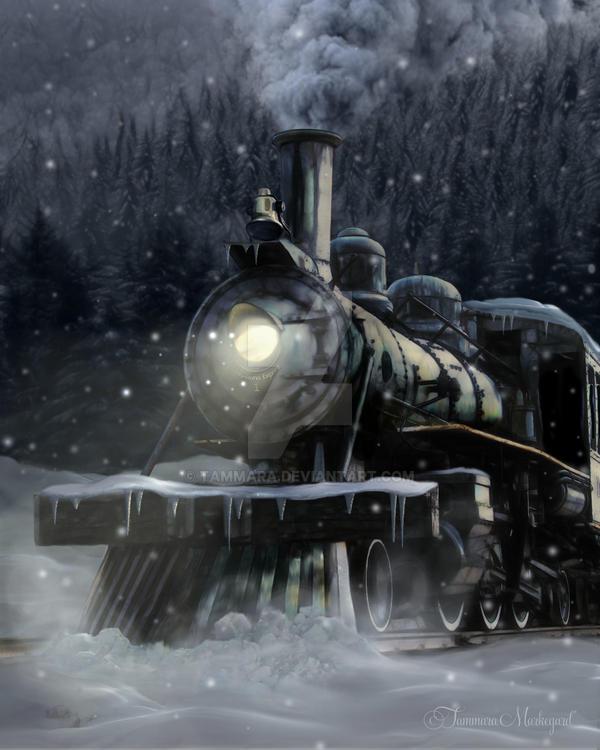 Steppland Express by Tammara