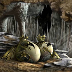 Dragon Hatchlings