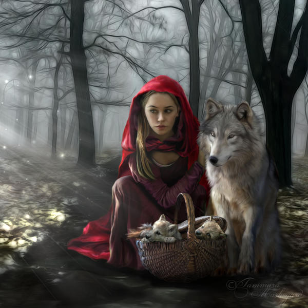 Enchantment Of the Wolf