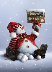 Snowballs 4 Sale