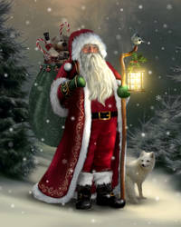 The Christmas Traveler